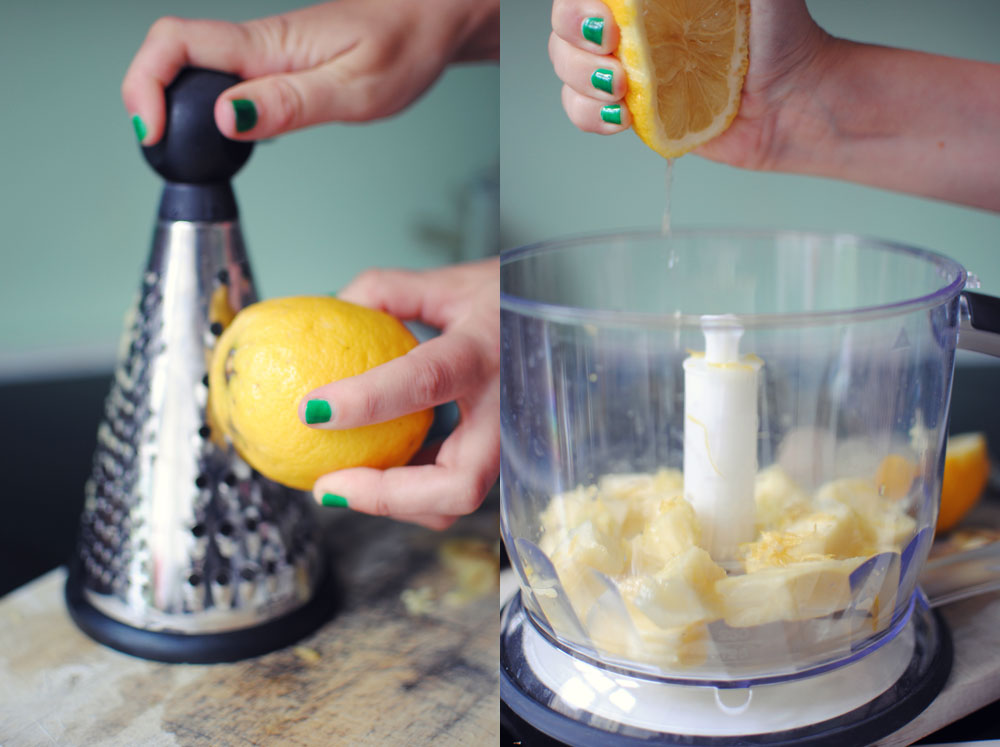 Opskrift: Is med ananas og citron | Frk. Kræsen