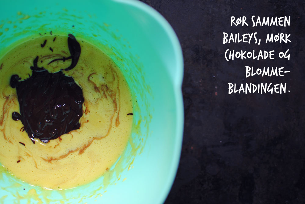 Opskrift: Chokoladeis med Baileys | Frk. Kræsen