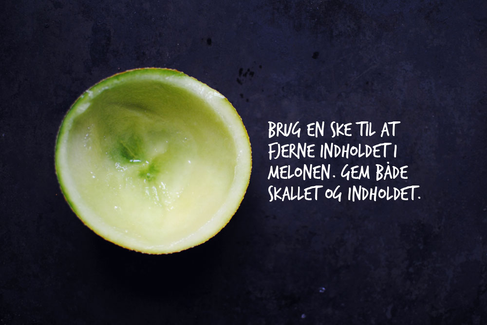 Opskrift: Frugtsalat med melon   Frk. Kræsen