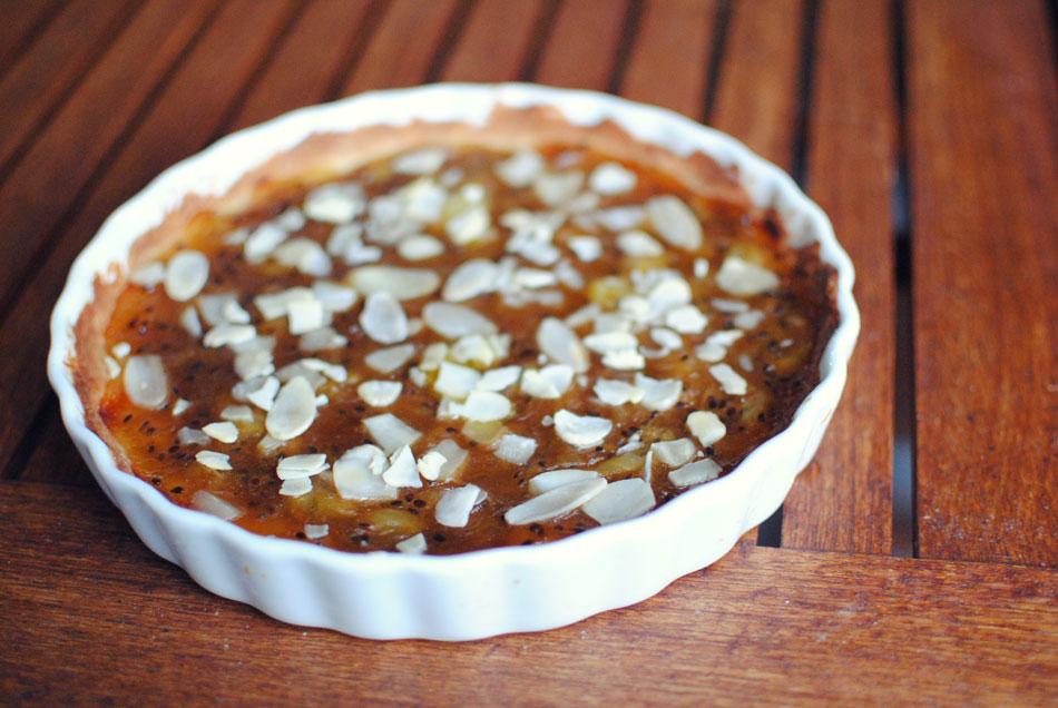 Opskrift: Tærte med stikkelsbær | Frk. Kræsen
