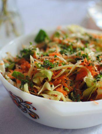 Opskrift: Spicy kålsalat | Frk. Kræsen