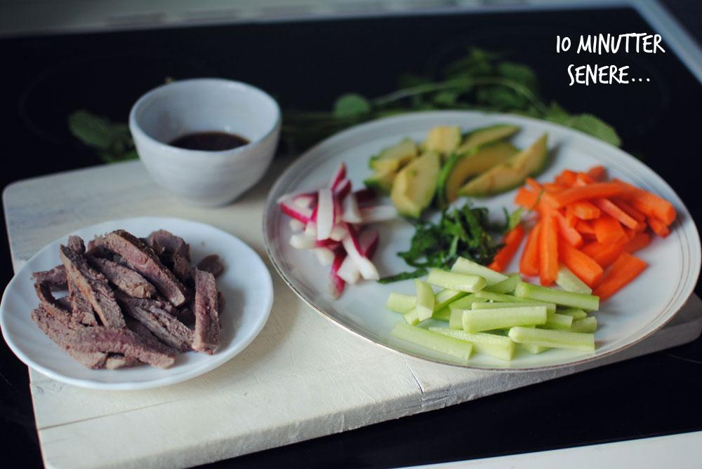 Aftensmad og madpakke | Frk. Kræsen