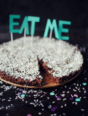 Opskrift: Chokoladebolletærte | Frk. Kræsen