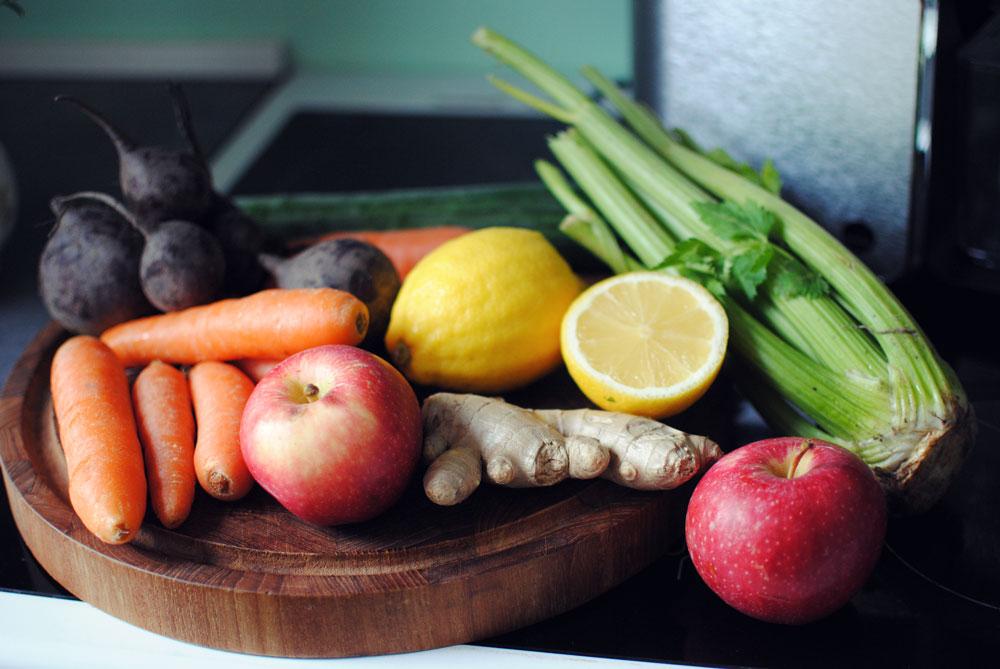 2 slags hjemmelavet juice | Frk. Kræsen