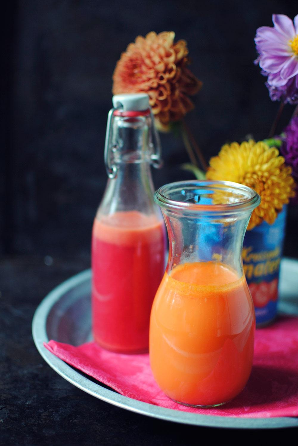 Opskrift: Juice med fennikel og gulerødder | Frk. Kræsen