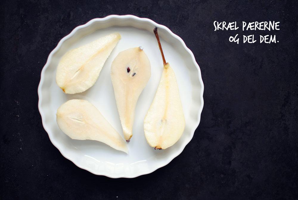 Opskrift: Ovnbagte pærer | Frk. Kræsen