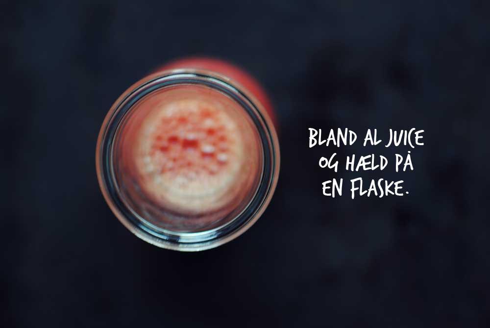 Opskrift: Juice med granatæble og citron | Frk. Kræsen