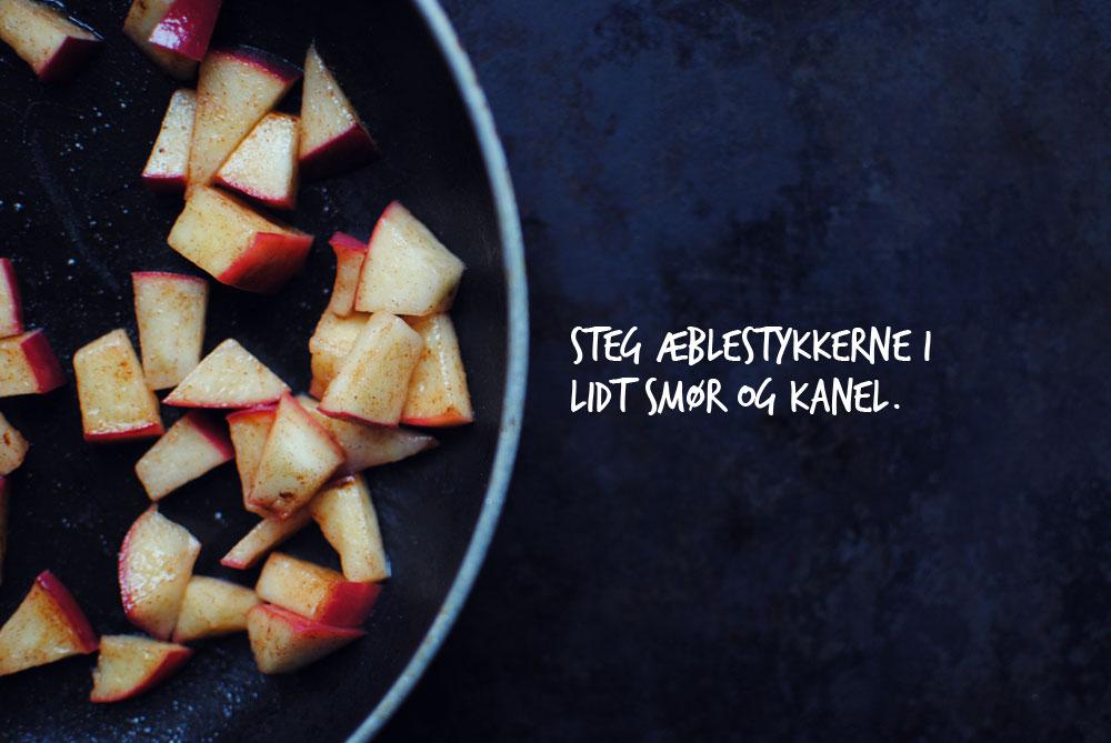 Opskrift: Trifli med æble | Frk. Kræsen