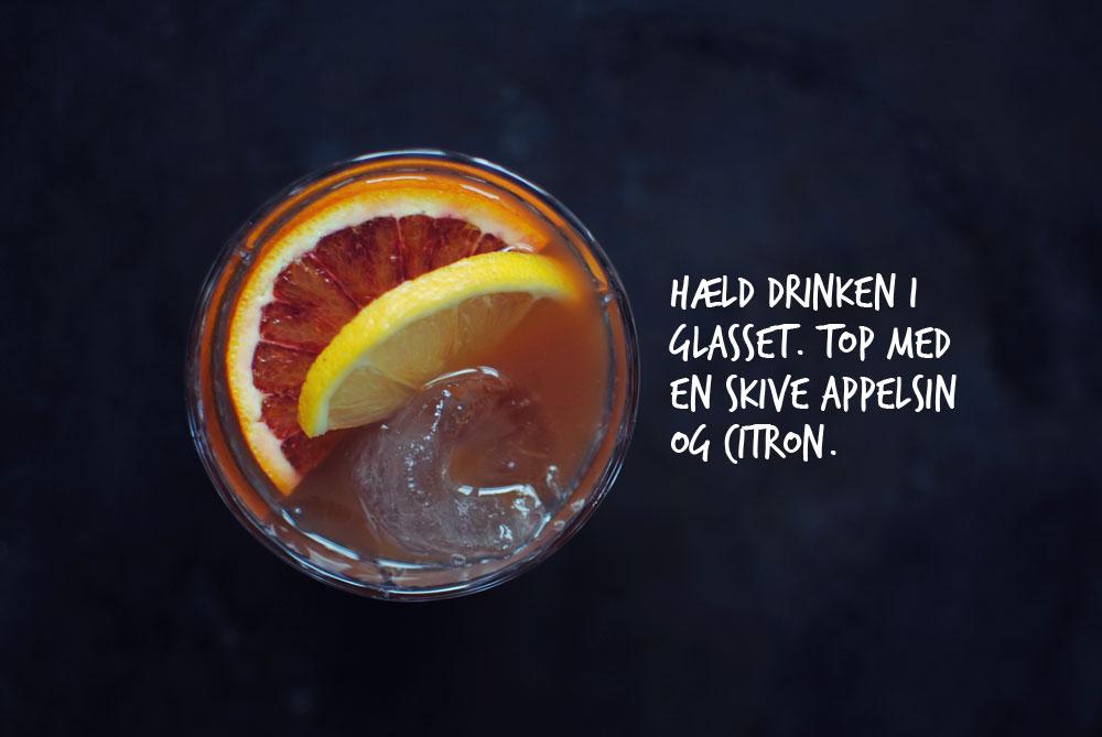 Opskrift: Appelsin- og ananasdrink   Frk. Kræsen