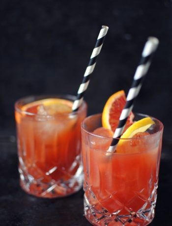Opskrift: Appelsindrink