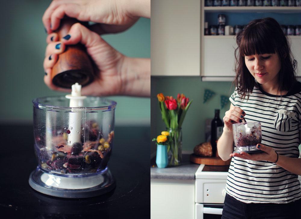 Opskrift: Hjemmelavet oliventepenade | Frk. Kræsen
