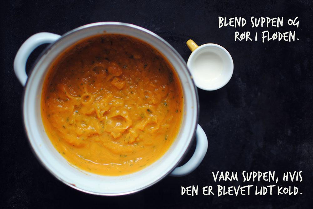 Opskrift: Suppe med søde kartofler | Frk. Kræsen