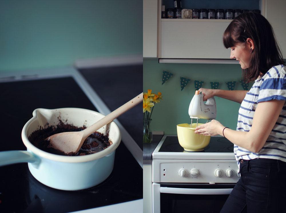 Opskrift: Glutenfri chokoladekage | Frk. Kræsen