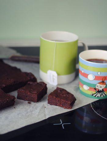 Opskrift: Chokoladekage med bønner