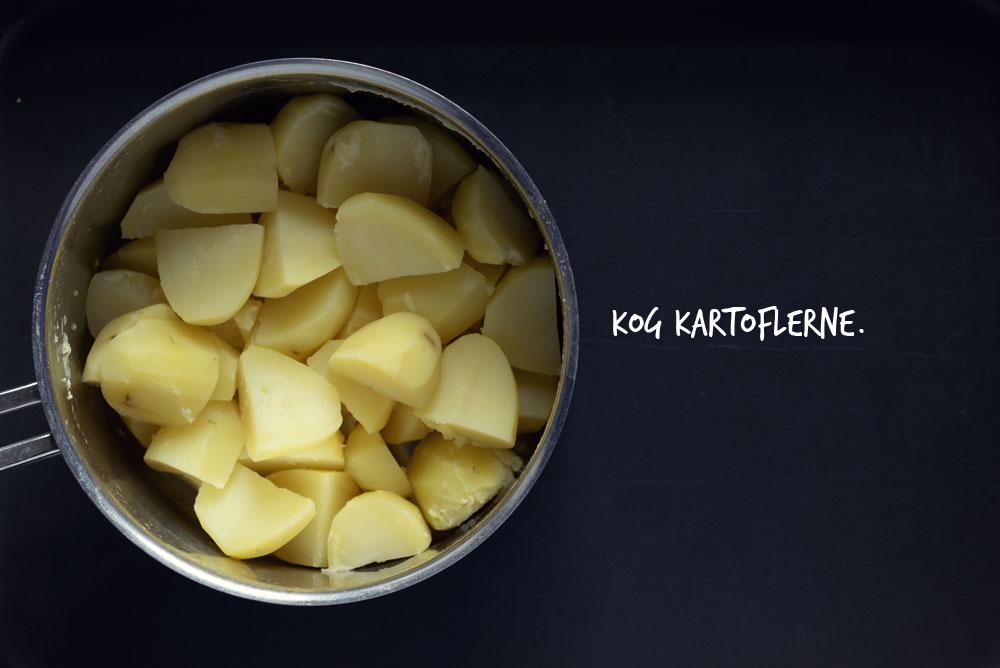 Opskrift: Kartoffelboller med linser | Frk. Kræsen