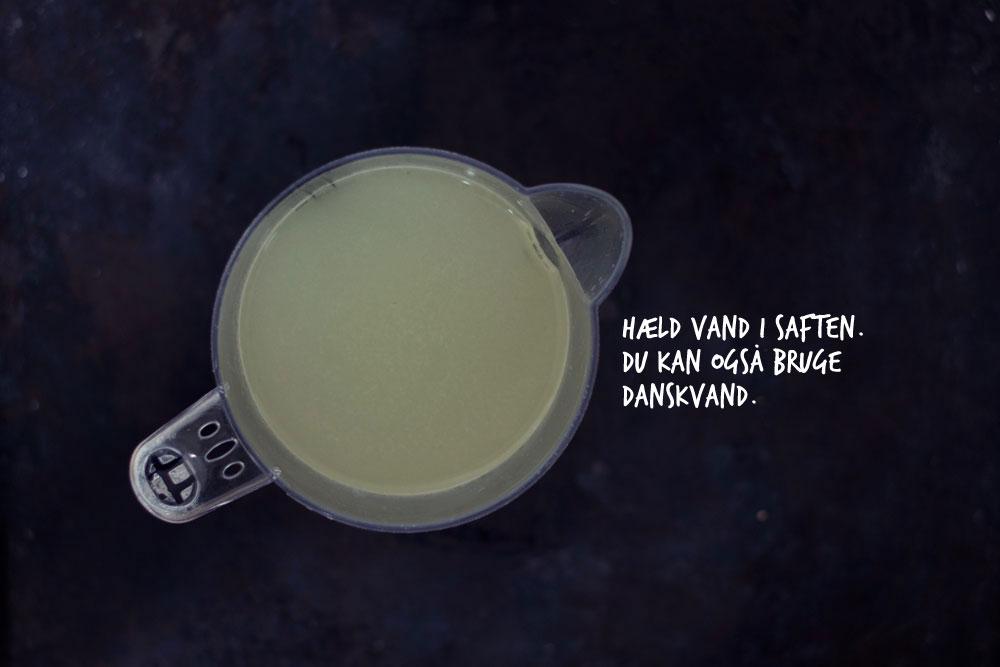 Opskrift: Lemonade med lime og mynte | Frk. Kræsen