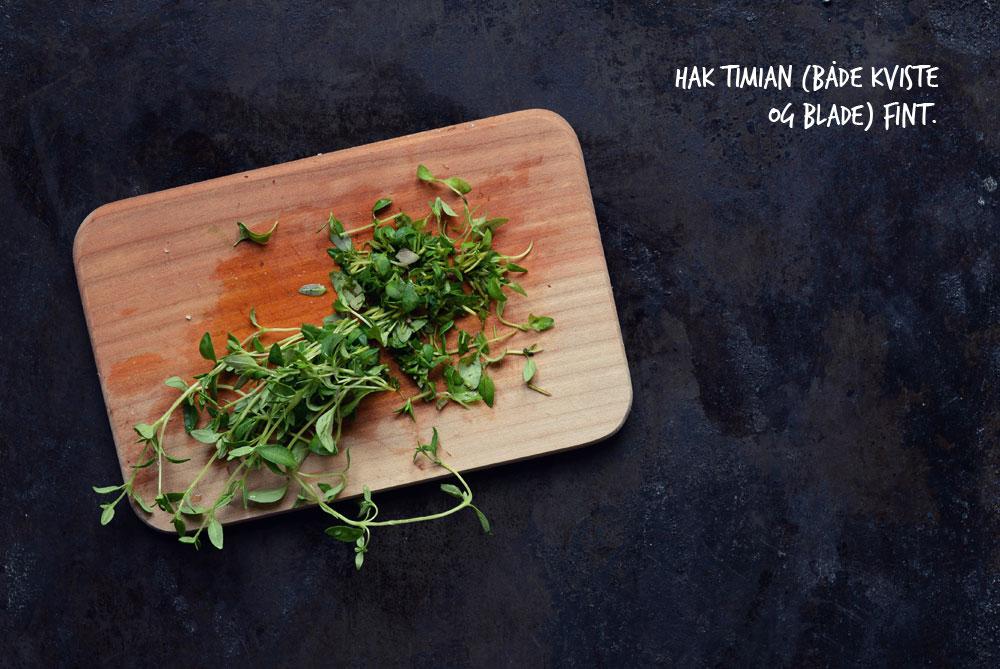 Opskrift: Pasta med champignonsovs | Frk. Kræsen
