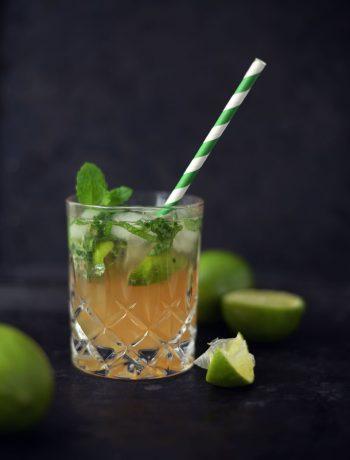 Opskrift: Alkoholfri sommerdrink