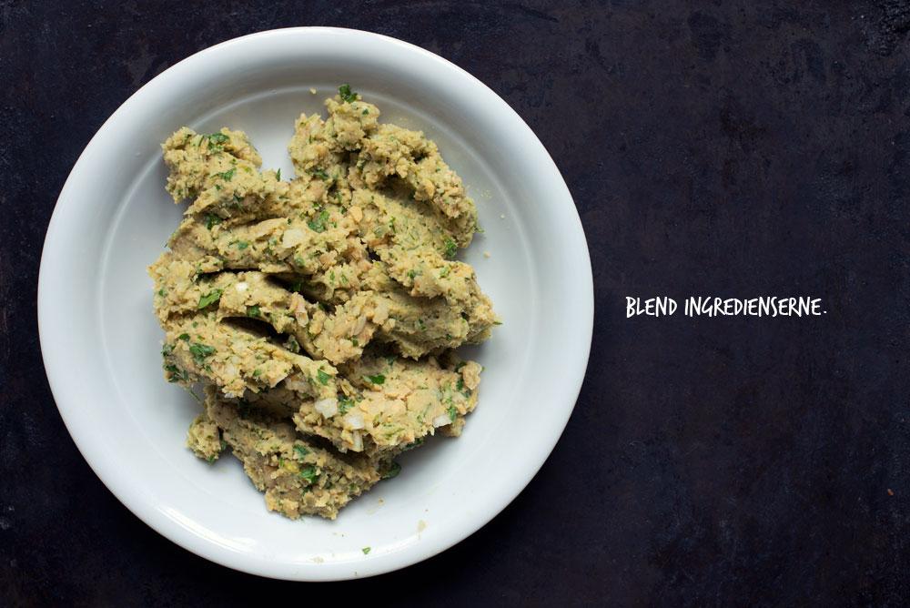 Opskrift: Falafel med kikærter på dåse | Frk. Kræsen