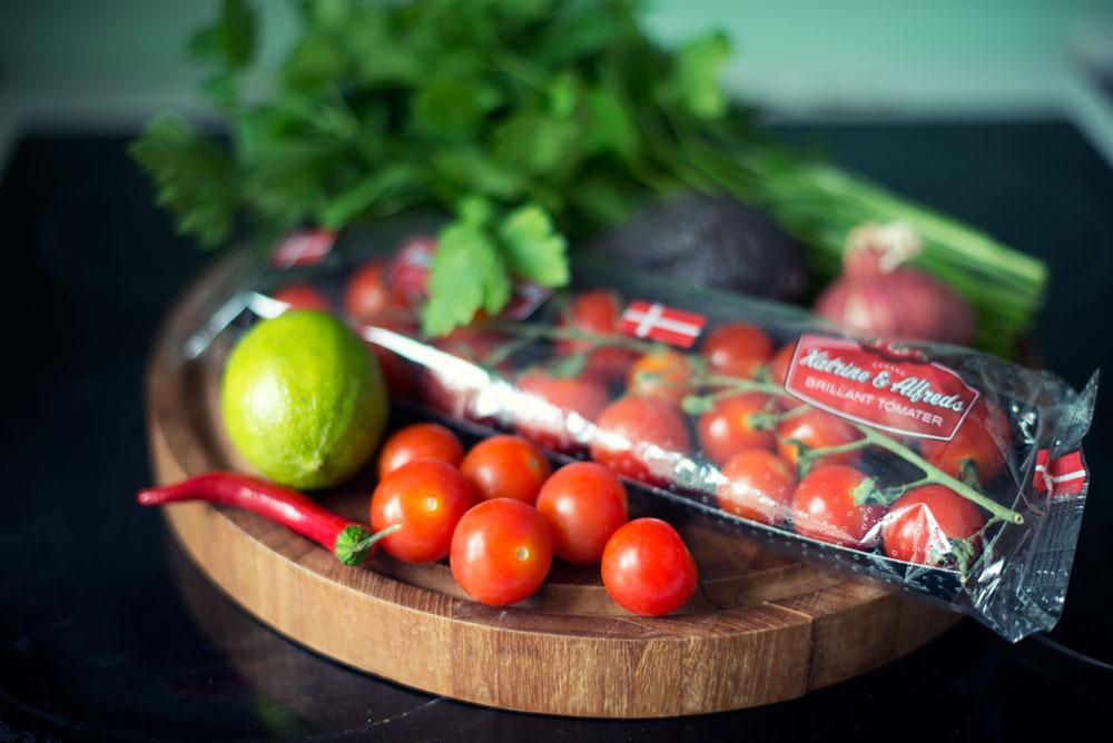 Opskrift: Tomatsalsa | Frk. Kræsen
