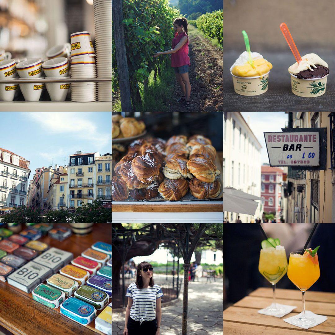 Rejseguides | Frk. Kræsen