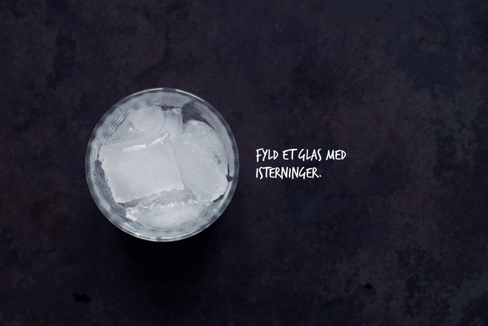 Opskrift: Gin tonic med basilikum | Frk. Kræsen