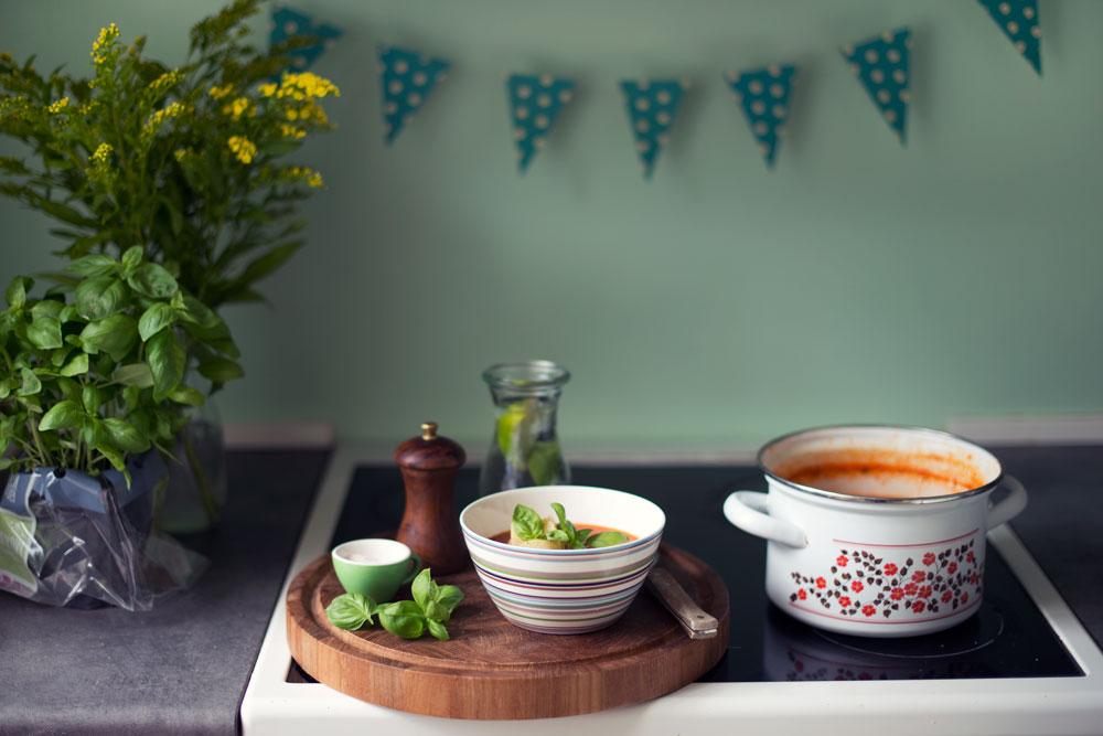 Opskrift: Tomatsuppe | Frk. Kræsen
