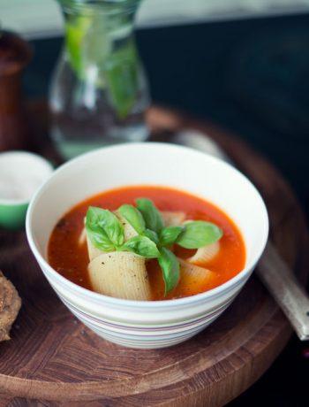 Opskrift: Tomatsuppe med chili