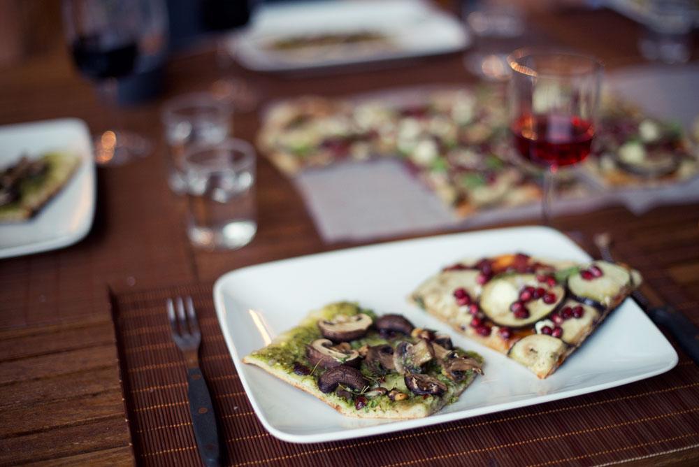 Opskrift: Pizza | Frk. Kræsen