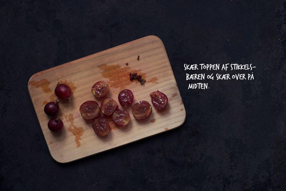 Opskrift: Galette med stikkelsbær | Frk. Kræsen