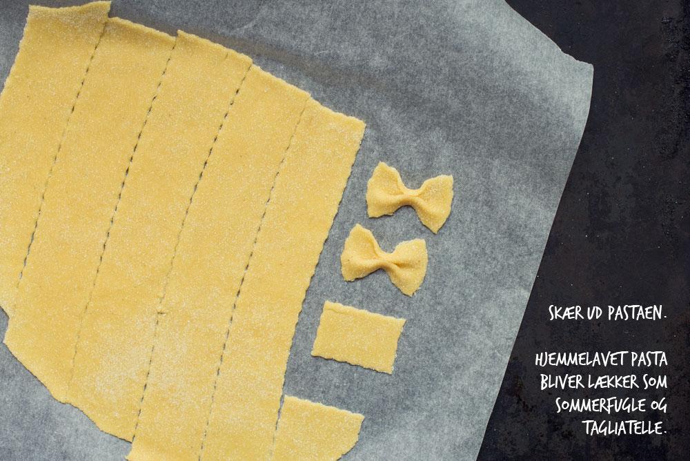 Opskrift: Hjemmelavet pasta | Frk. Kræsen