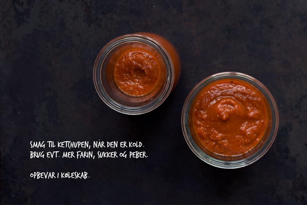 Opskrift: Ketchup | Frk. Kræsen
