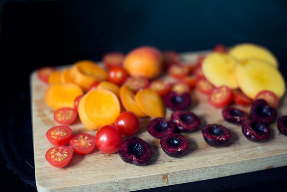 Opskrift: Salat med tomat og quinoa | Frk. Kræsen