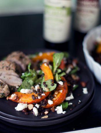 Opskrift: Salat med gærskar | Frk. Kræsen