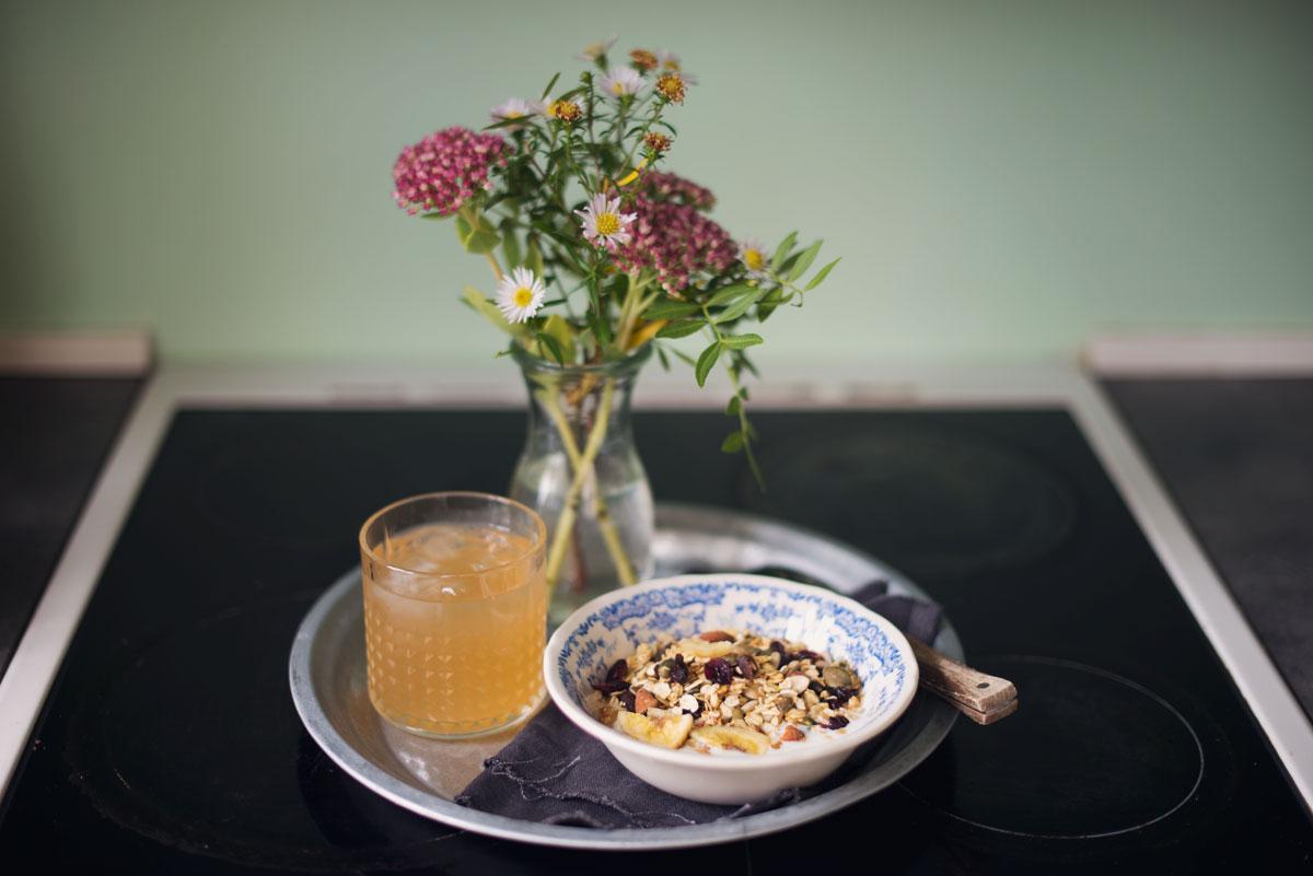 Opskrift: Hjemmelavet granola   Frk. Kræsen