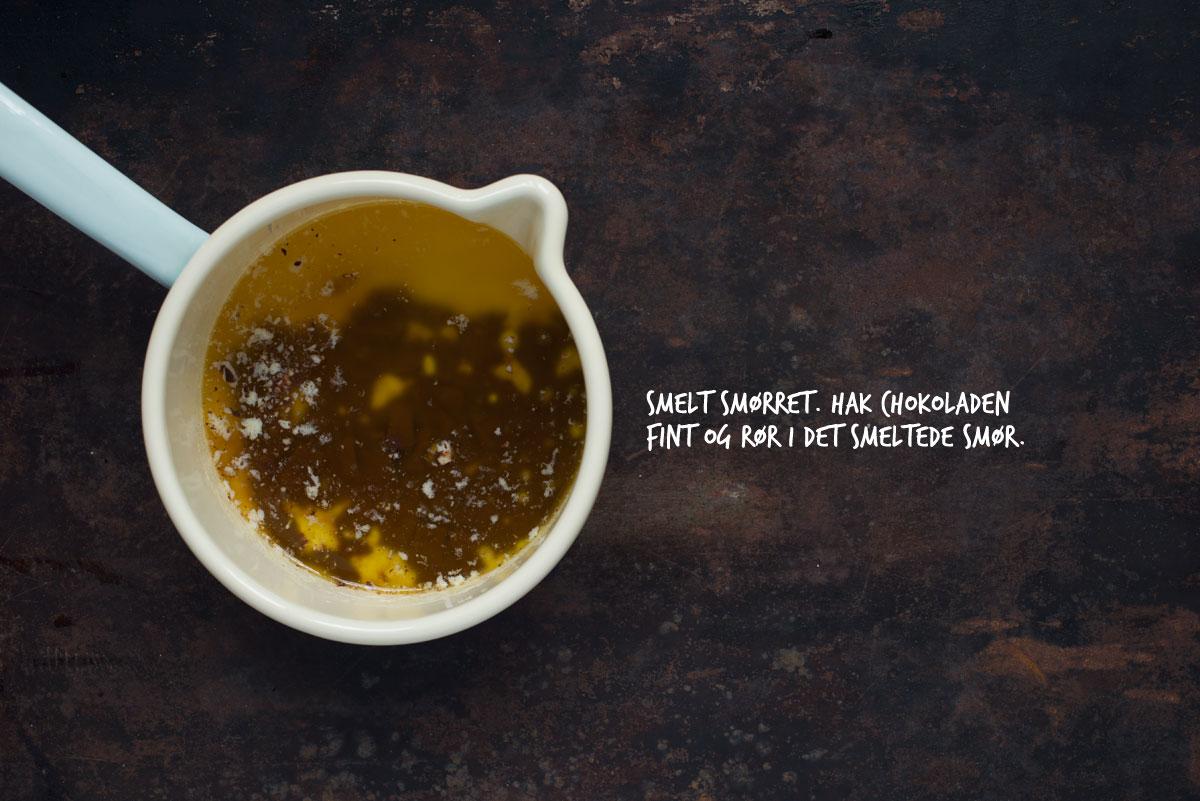 Opskrift: Chokoladekage med kokos | Frk. Kræsen
