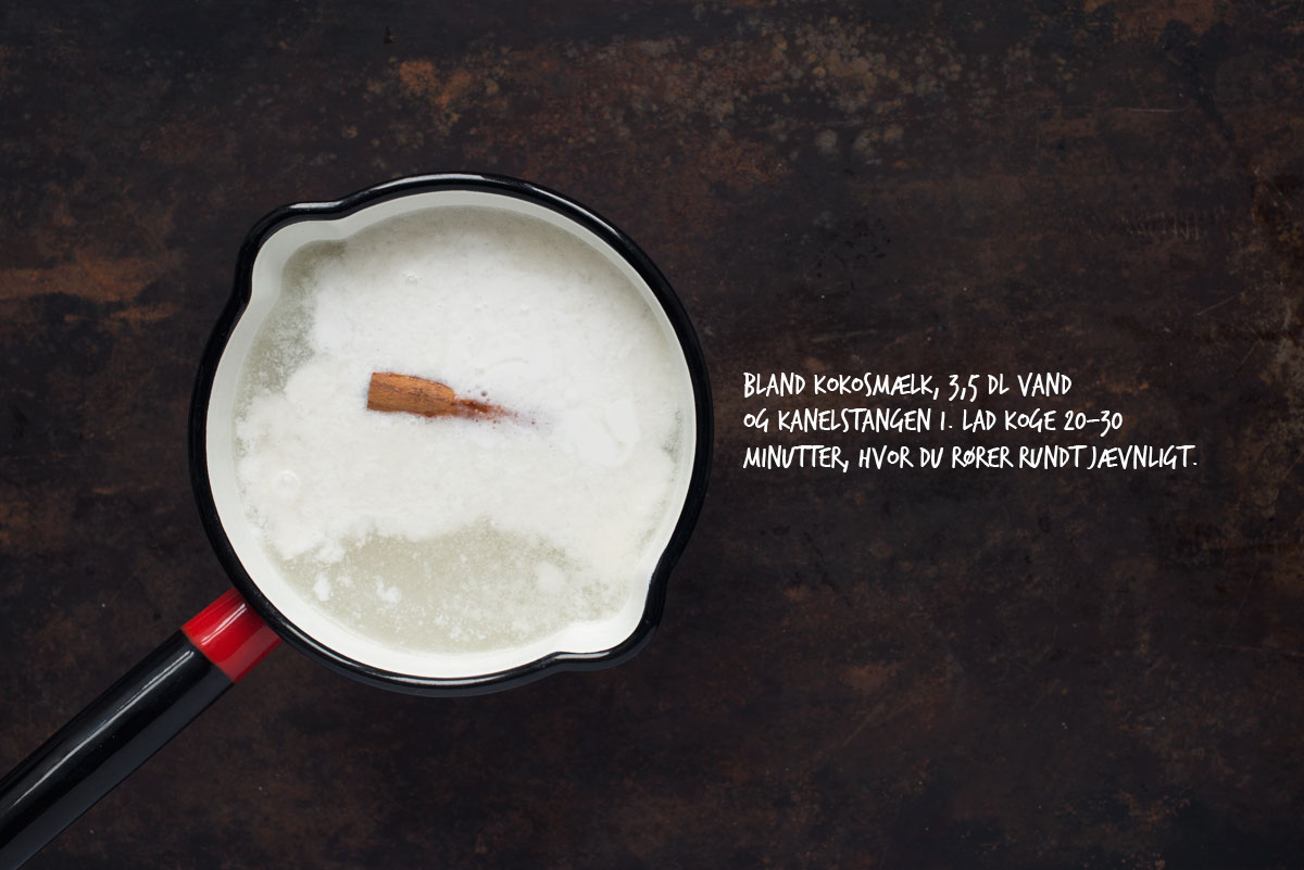 Opskrift: Mælkefri risengrød | Frk. Kræsen