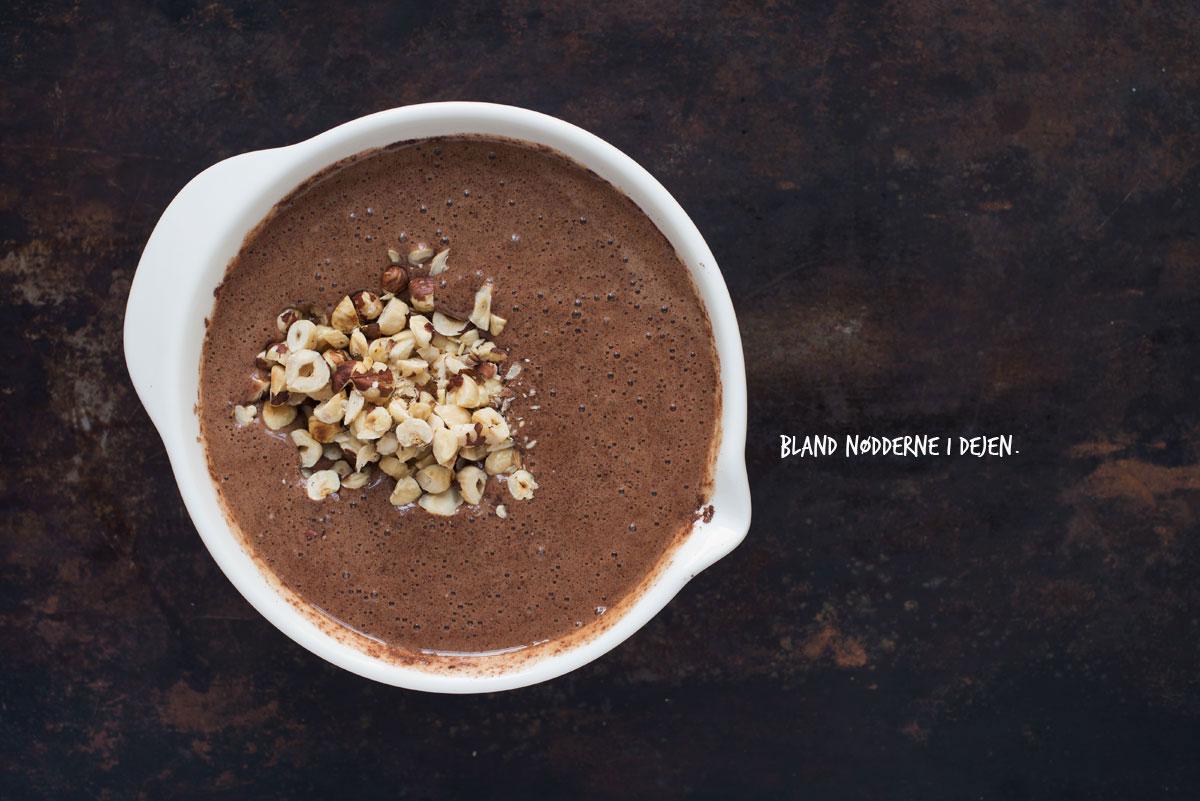 Opskrift: Glutenfri brownie