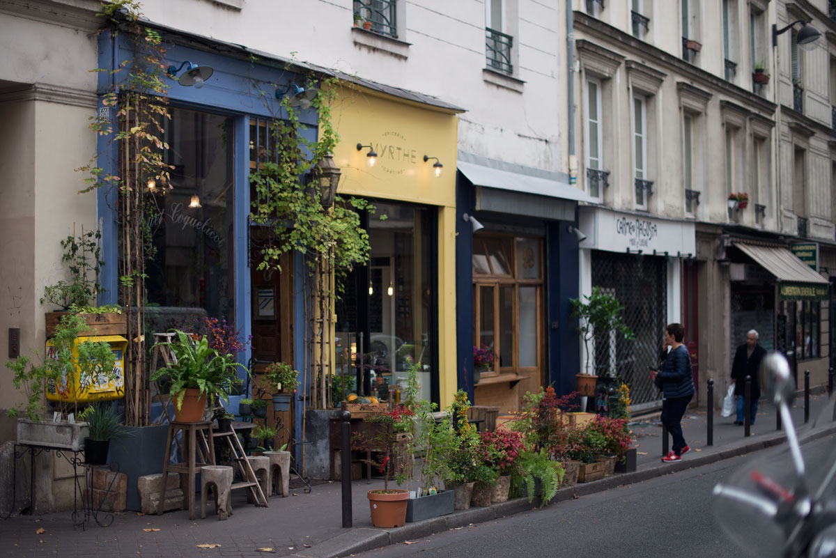 Guide til Paris I Frk. Kræsen