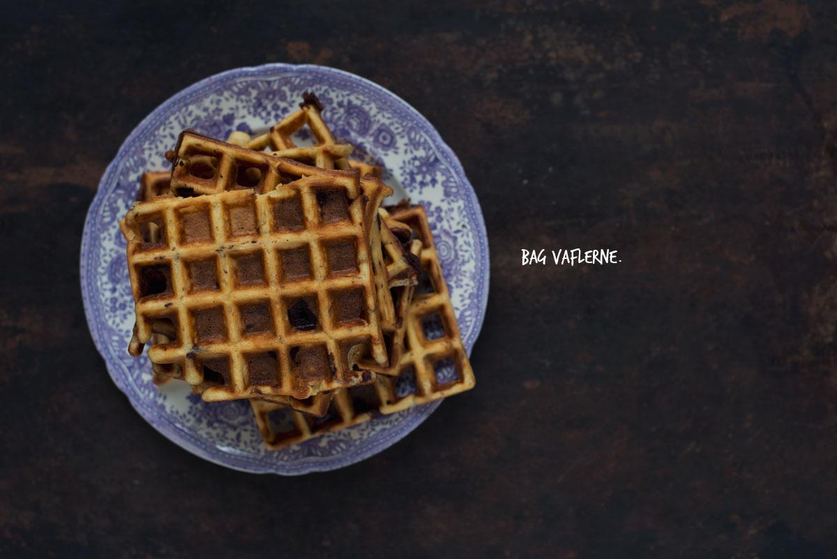 Opskrift: Belgiske vafler