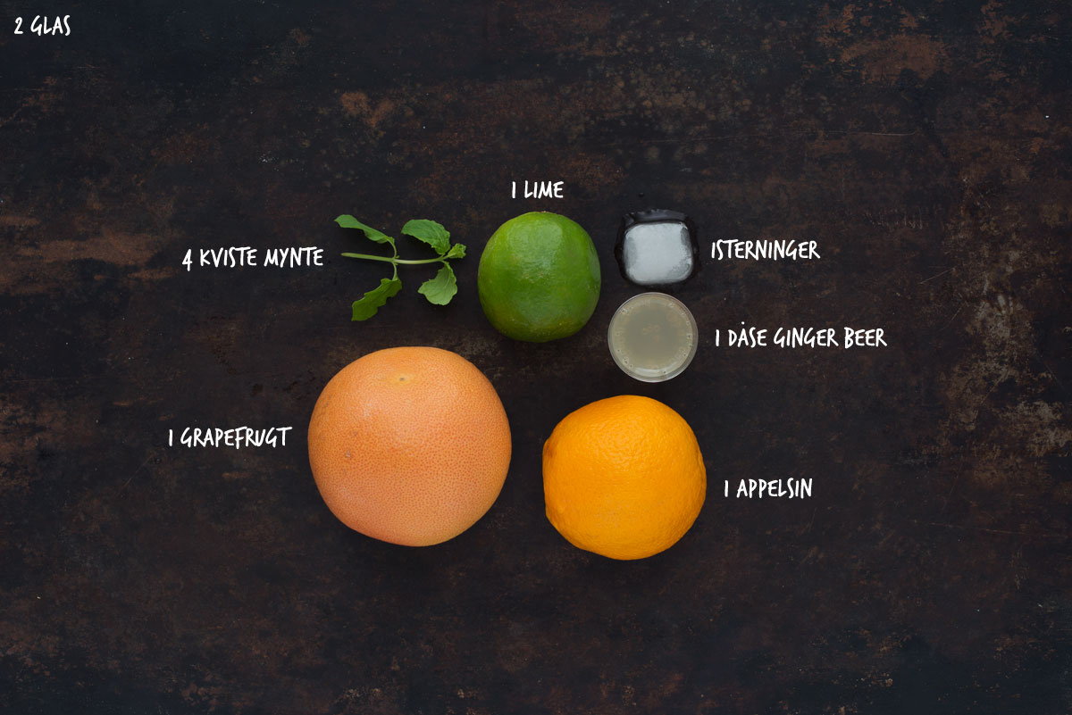 Opskrift: Lemonade med brus