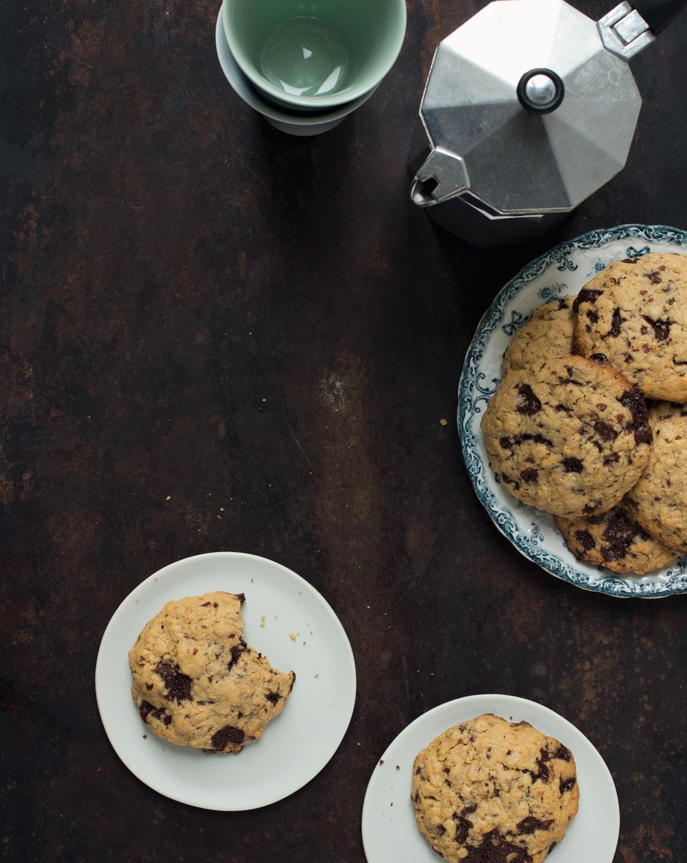 Opskrift: Cookies med peanutbutter