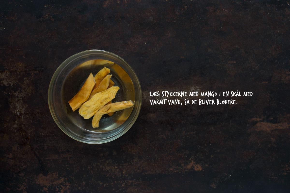 Opskrift: Dadelbars med tørret frugt