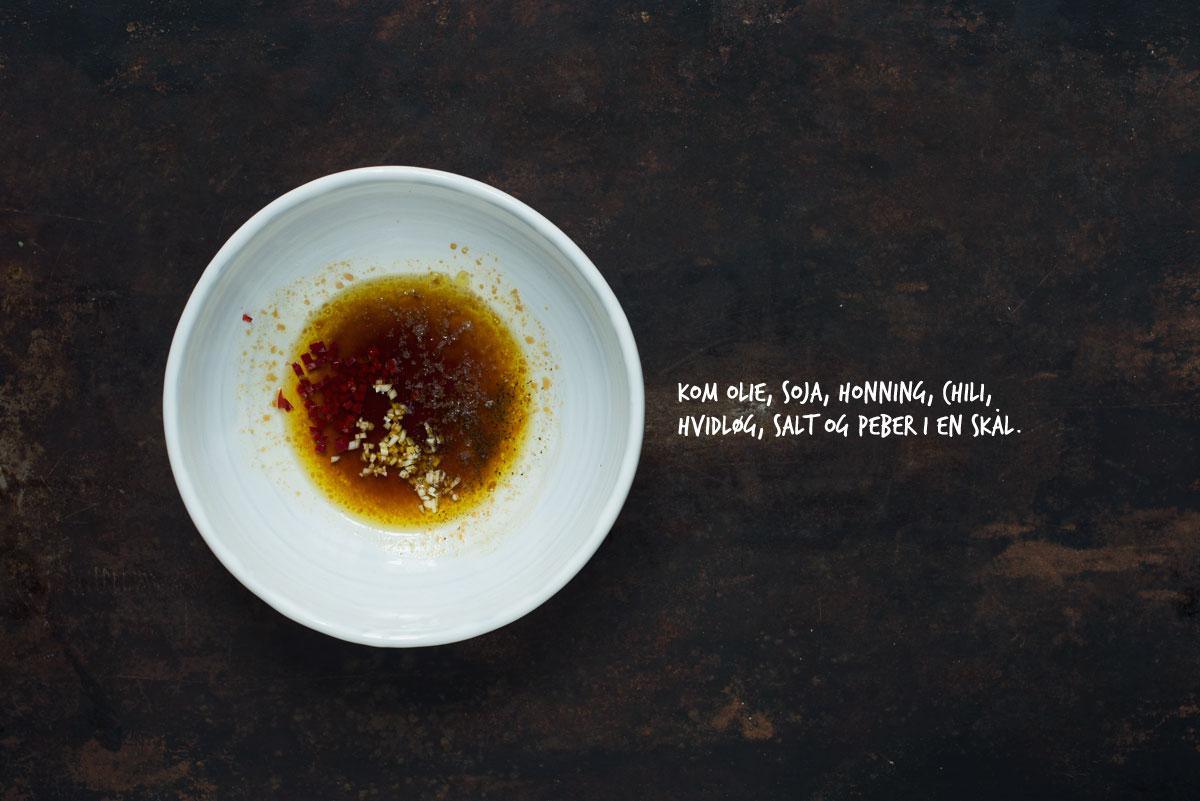Opskrift: Sommersalat med seitan