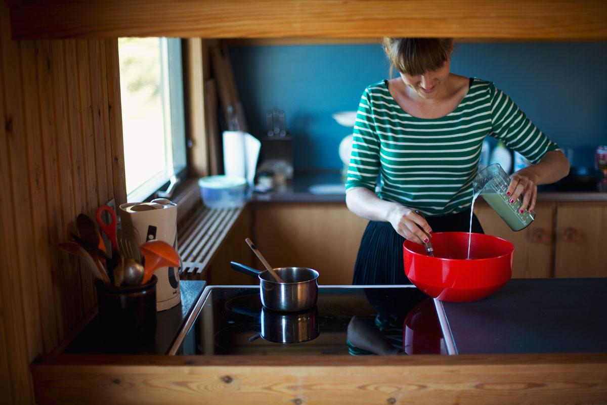 Opskrift: Pandekager med havtornsirup | Frk. Kræsen