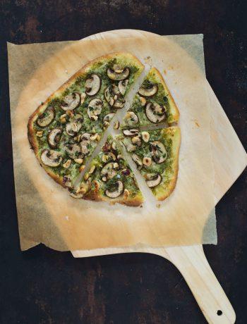 Opskrift: Hjemmebagt pizza | Frk. Kræsen