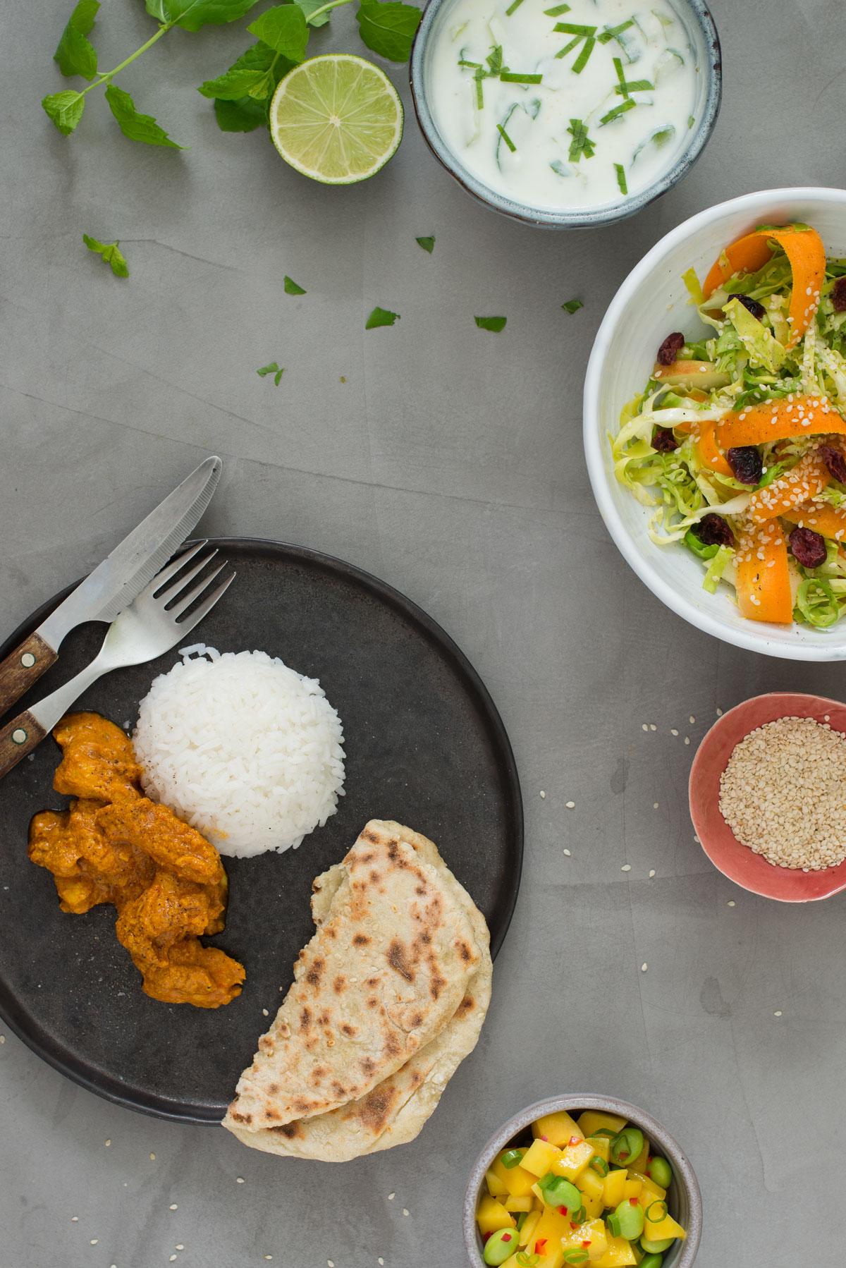 Opskrift: Chicken tikka masala | Frk. Kræsen