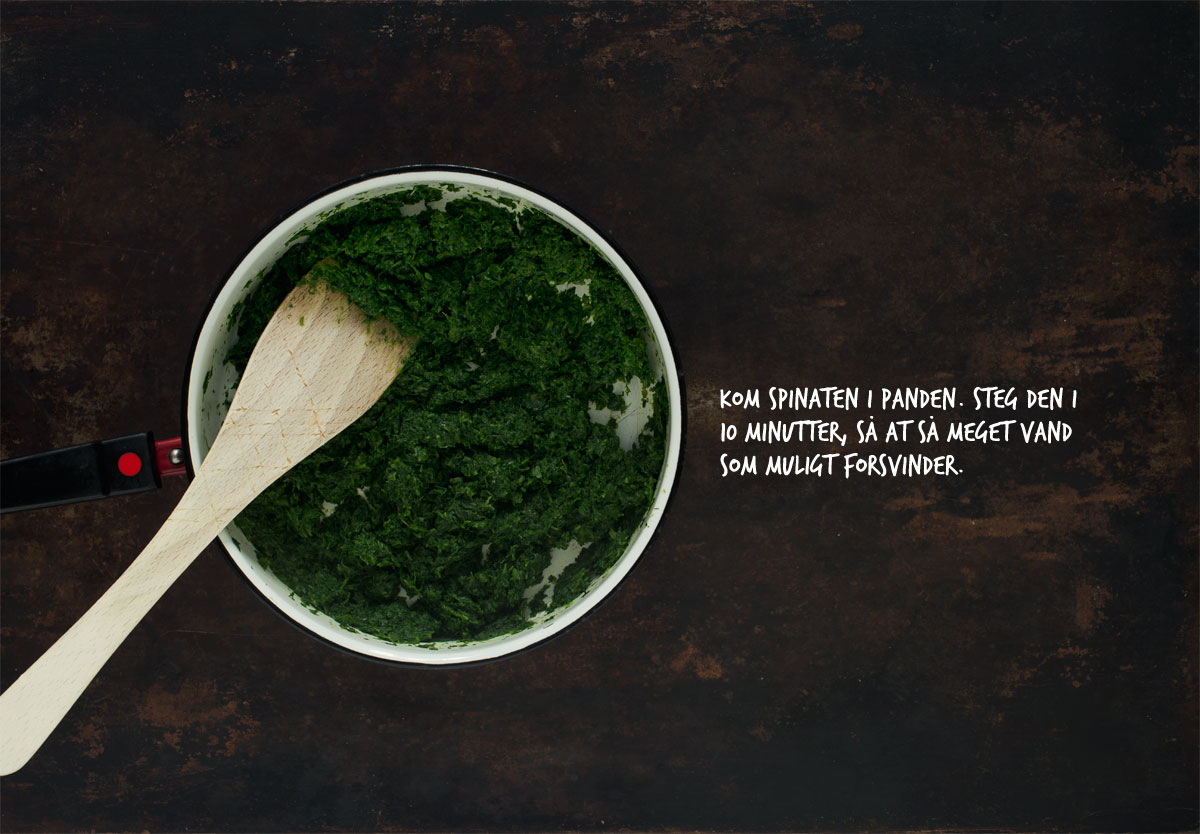Opskrift: Tærte med laks og spinat | Frk. Kræsen
