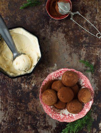 Opskrift: Æbleskiver med chokolade og kokos | Frk. Kræsen