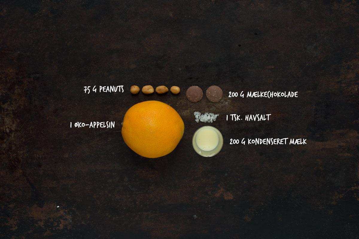 Opskrift: Fudge med mælkechokolade | Frk. Kræsen